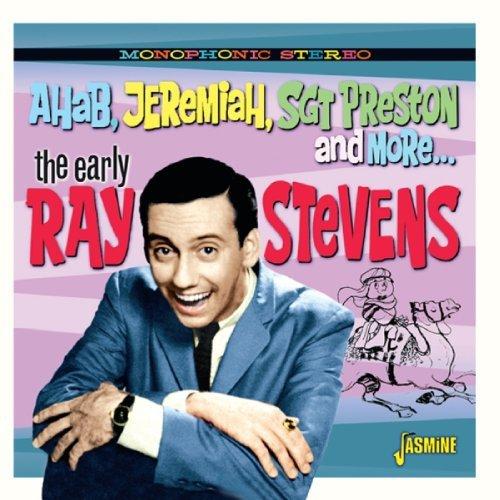JEREMIAH AHAB /  SGT PRESTON - EARLY RAY STEVENS (UK) NEW CD