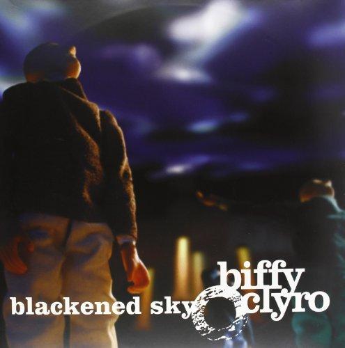 BIFFY CLYRO - BLACKENED SKY NEW VINYL
