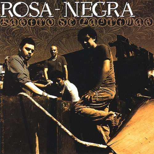 ROSA -NEGRA - RASTRO DE LAGRIMAS NEW CD