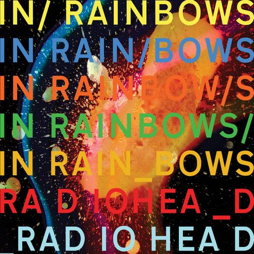 RADIOHEAD - IN RAINBOWS NEW VINYL
