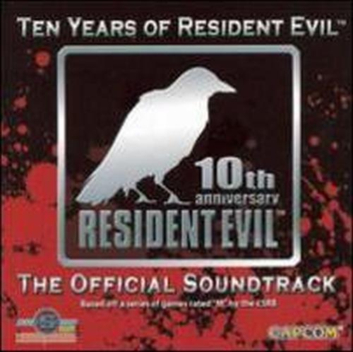 RESIDENT EVIL 10TH ANNIVERSARY / GAME / SOUNDTRACK NEW CD