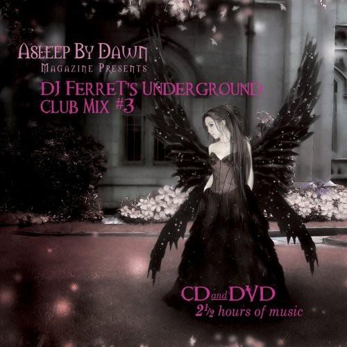 DJ FERRET'S UNDERGROUND CLUB MIX 3 / VARIOUS NEW CD