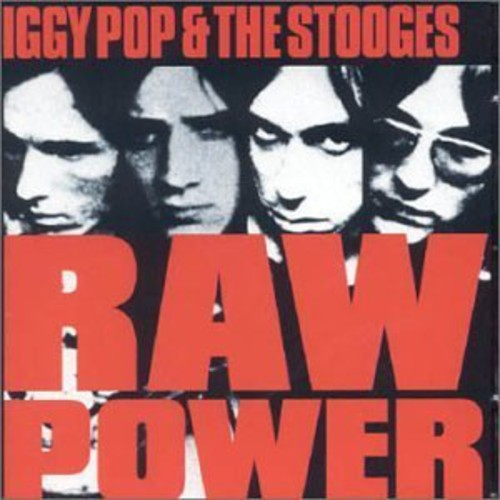 IGGY POP & THE STOOGES - RAW POWER NEW CD