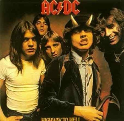 AC / DC - HIGHWAY TO HELL NEW VINYL