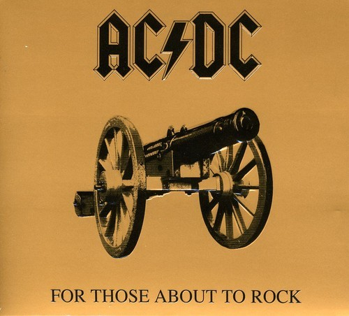 AC / DC - FOR THOSE ABOUT TO ROCK WE SALUTE YOU (DLX) NEW CD