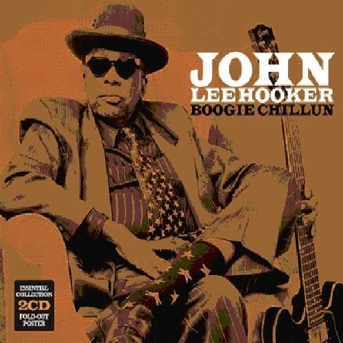 JOHN LEE HOOKER - BOOGIE CHILLUN (UK) NEW CD