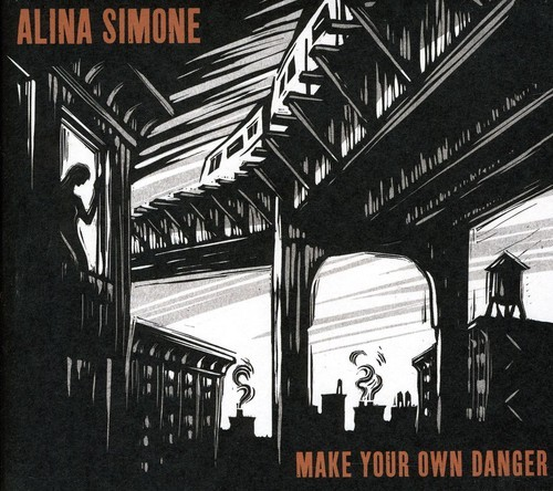 ALINA SIMONE - MAKE YOUR OWN DANGER NEW CD