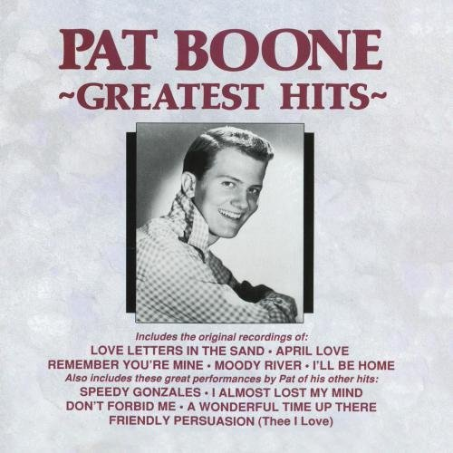 Pat Boone - Don't Forbid Me / April Love