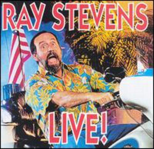 RAY STEVENS - LIVE NEW CD