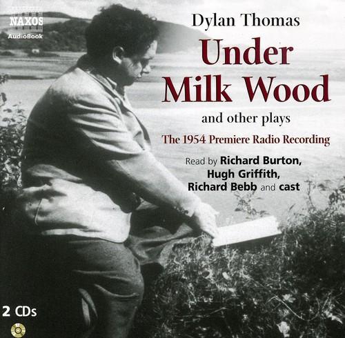 THOMAS /  BURTON / GRIFFITH / BEBB - UNDER MILK WOOD & OTHER NEW CD