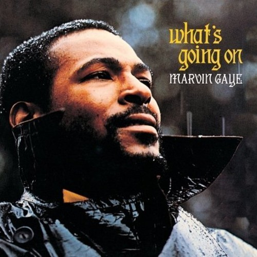 MARVIN GAYE - WHAT'S GOING ON NEW VINYL