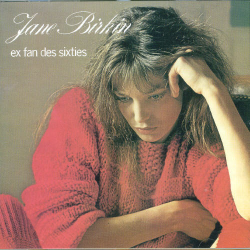 Jane Birkin Ex Fan Des Sixties