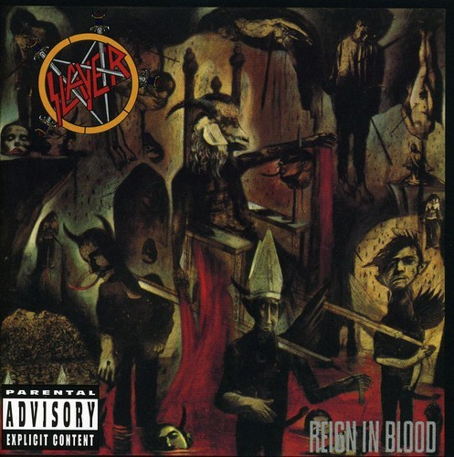 SLAYER - REIGN IN BLOOD NEW CD
