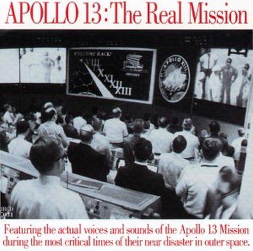 NASA COMMUNICATIONS - APOLLO 13: REAL MISSION NEW CD