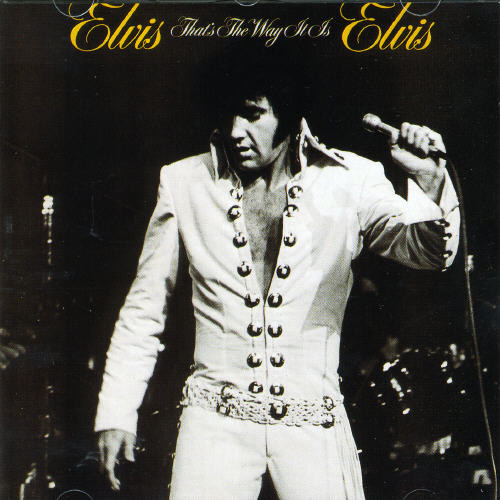 ELVIS PRESLEY - ELVIS THAT'S THE WAY IT IS NEW CD