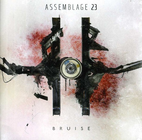 ASSEMBLAGE 23 - BRUISE NEW CD