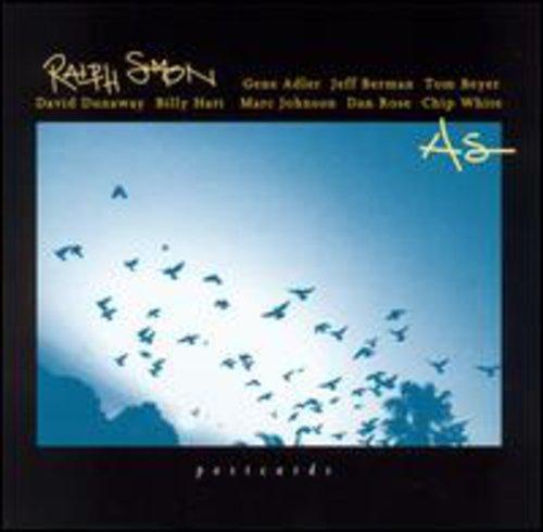 RALPH SIMON - AS NEW CD