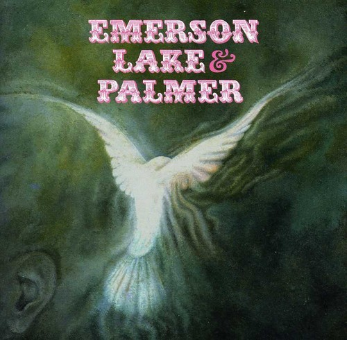 EMERSON LAKE & PALMER NEW CD