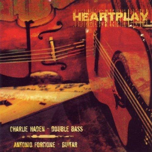 CHARLIE HADEN / ANTONIO  FORCIONE - HEARTPLAY NEW VINYL