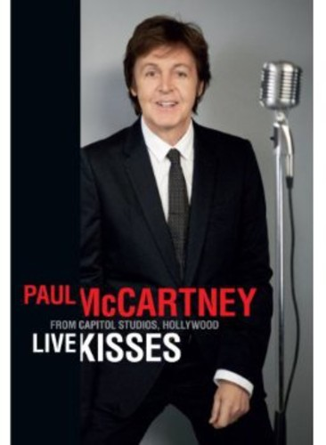 PAUL MCCARTNEY - LIVE KISSES NEW DVD