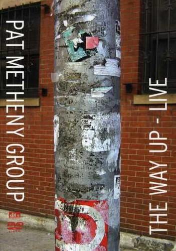 PAT METHENY - WAY UP LIVE / NEW DVD