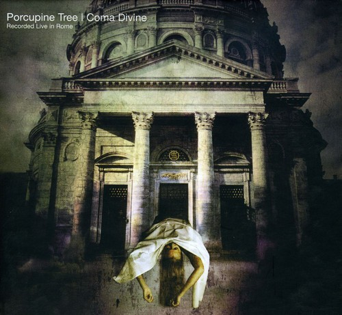 PORCUPINE TREE - COMA DIVINE (REISSUE) NEW CD
