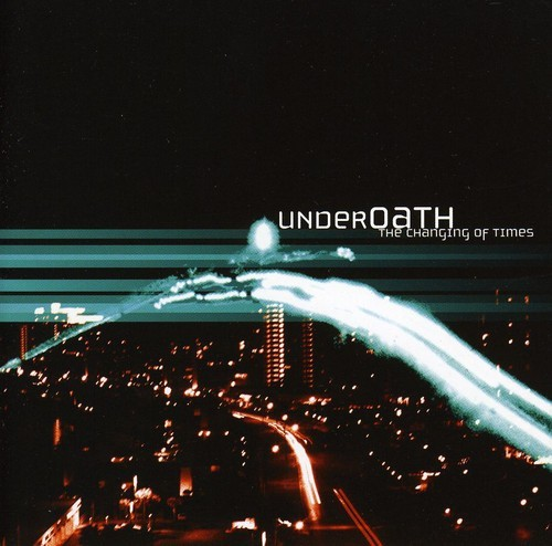 UNDEROATH - CHANGING OF TIMES (UK) NEW CD