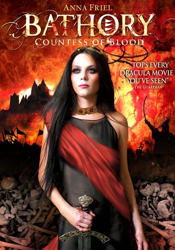 BATHORY: COUNTESS OF BLOOD NEW DVD