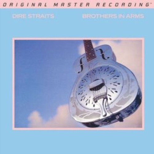 DIRE STRAITS - BROTHERS IN ARMS (HYBRID) NEW SACD