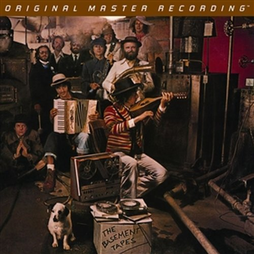 BOB DYLAN - BASEMENT TAPES (LTD) (180GM) NEW VINYL