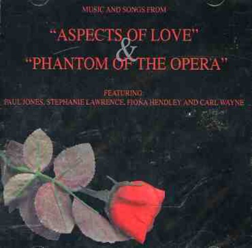 ASPECTS OF LOVE: PHANTOM OF THE OPERA VARIOUS NEW CD