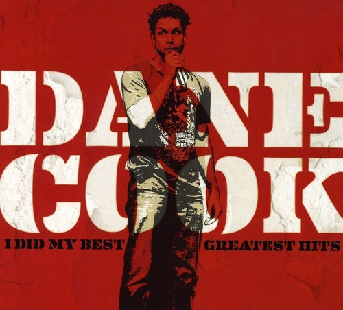 DANE COOK - I DID MY BEST: GREATEST HITS NEW CD