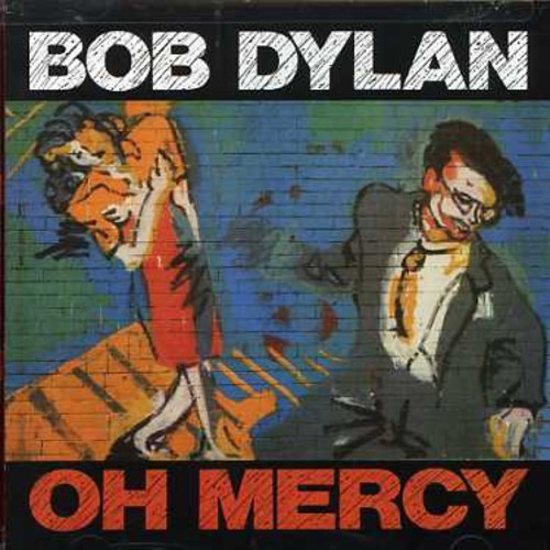 BOB DYLAN - OH MERCY (REISSUE) NEW CD