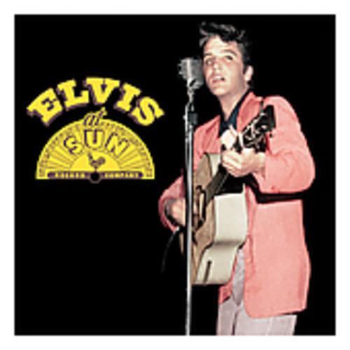 ELVIS PRESLEY - ELVIS AT SUN NEW CD