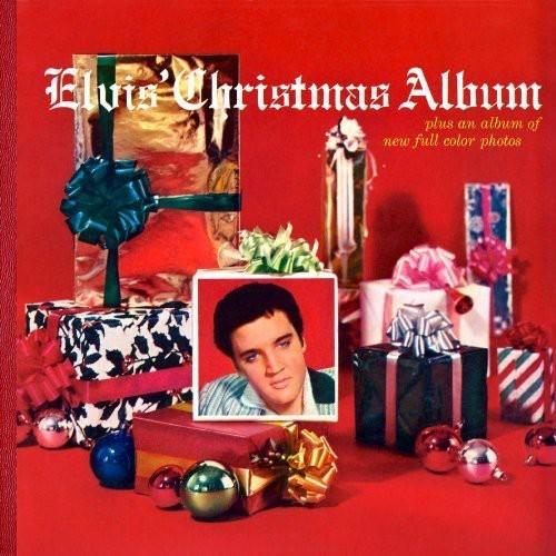 ELVIS PRESLEY - ELVIS CHRISTMAS ALBUM (LTD) (180GM) NEW VINYL
