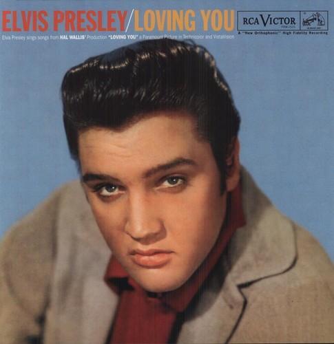ELVIS PRESLEY - LOVING YOU (LTD) (180GM) NEW VINYL