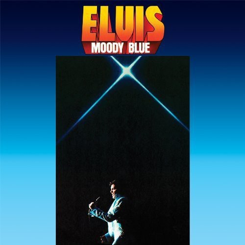 ELVIS PRESLEY - MOODY BLUE (LTD) (180GM) NEW VINYL
