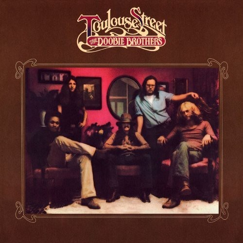 DOOBIE BROTHERS - TOULOUSE STREET (LTD) (COLOURED) (180GM) NEW VINYL