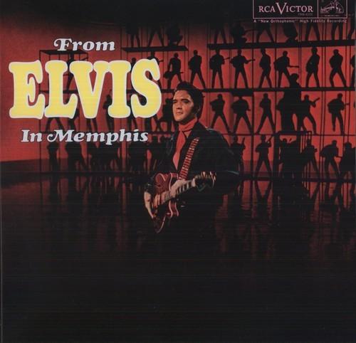 ELVIS PRESLEY - FROM ELVIS IN MEMPHIS (LTD) (180GM) NEW VINYL