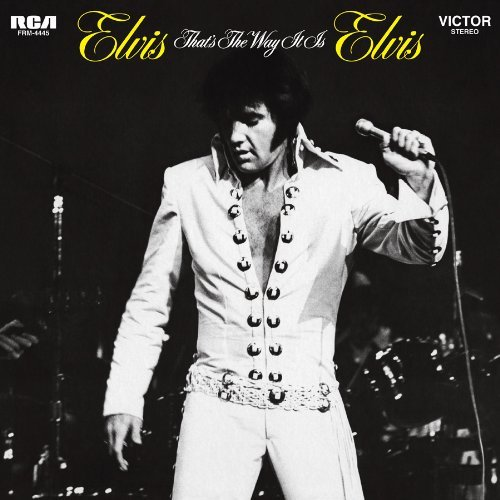 ELVIS PRESLEY - THAT'S THE WAY IT IS (LTD) (180GM) NEW VINYL