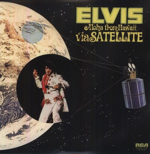 ELVIS PRESLEY - ALOHA FROM HAWAII VIA SATELLITE (LTD) (180GM) NEW VINYL