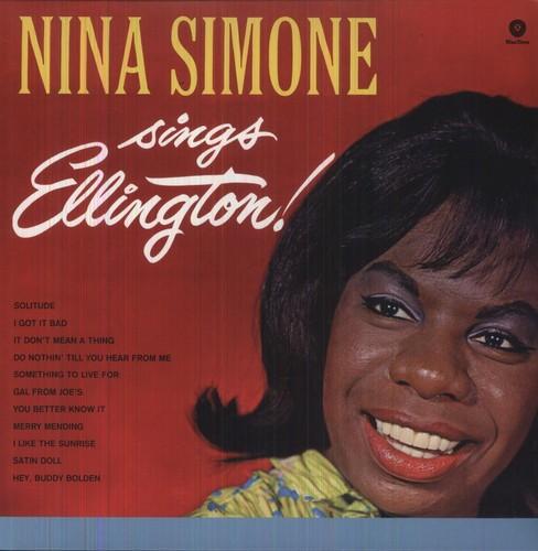 NINA SIMONE - SINGS ELLINGTON (180GM) NEW VINYL