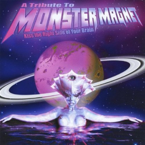 KISS RIGHT SIDE OF BRAIN: TRIB MONSTER MAGNET / VA NEW CD