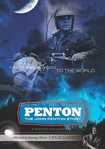 PENTON: THE JOHN PENTON STORY NEW DVD