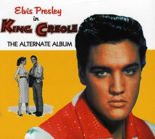 ELVIS PRESLEY - KING CREOLE (DIGIPAK) NEW CD