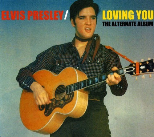 ELVIS PRESLEY - LOVING YOU (DIGIPAK) NEW CD