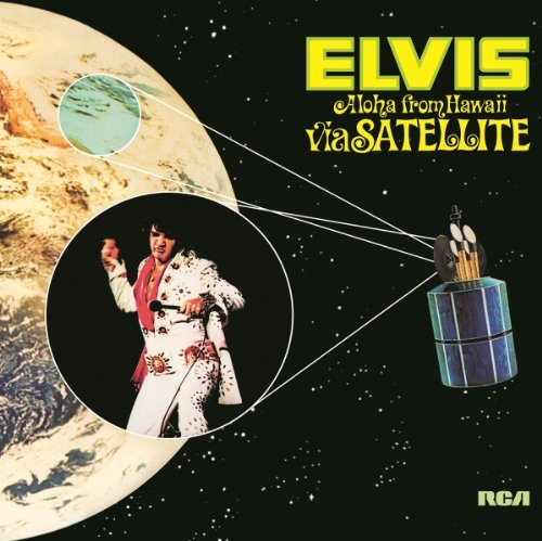 ELVIS PRESLEY - ALOHA FROM HAWAII VIA SATELLITE / ALTERNATE ALOHA NEW VINYL