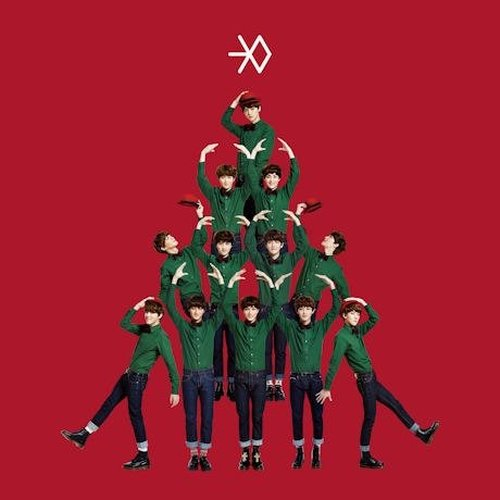 EXO - MIRACLES IN DECEMBER: CHINESE VERSION NEW CD
