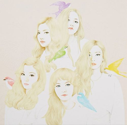 Red Velvet The St Mini Album Ice Cream Cake