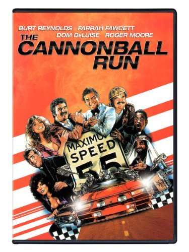 CANNONBALL RUN NEW DVD